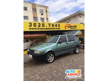 Fiat - Uno Mille  ELX  4p