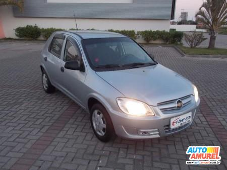 Chevrolet - Celta Spirit 1.0 MPFI 8V FlexPower 5p
