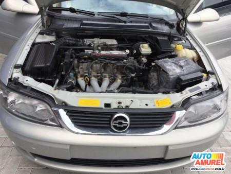 Chevrolet - Vectra Expression 2.0 MPFI 8V