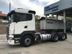 Scania - R-420 LA 6x4 NA HIGHLINE