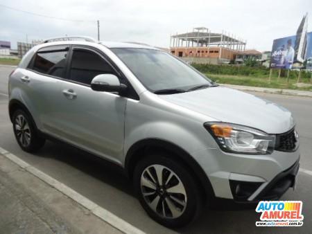 SsangYong - Korando 2.0 16V Turbo Diesel AWD