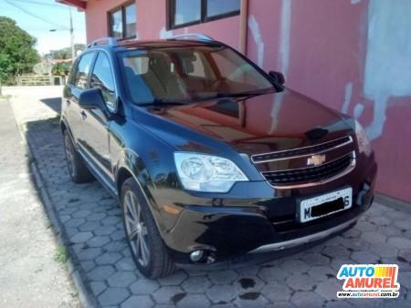 Chevrolet - Captiva Sport FWD 3.6 V6 24V 261cv 4x2