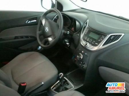 Hyundai - HB20 Premium 1.6 Flex 16V