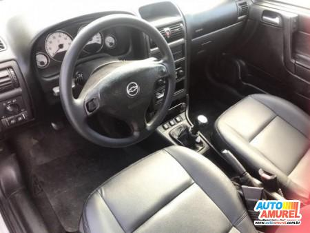 Chevrolet - Astra Elegance 2.0 MPFI FlexPower 8V 5p