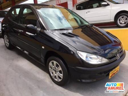 Peugeot - 206 Sensation 1.4 Flex 8V 5p