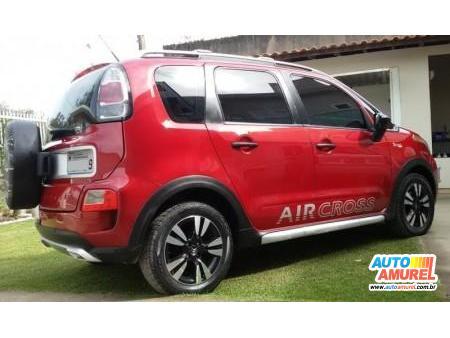 Citroën - Aircross GLX Atacama 1.6 Flex 16V