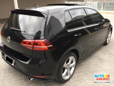 VolksWagen - Golf GTi 2.0 TSI 220cv