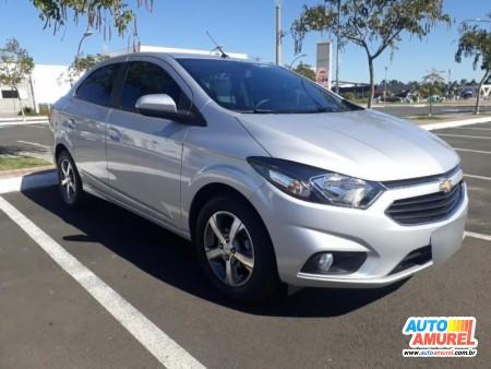 Chevrolet - Prisma Sedan LTZ 1.4 8V FlexPower 4p