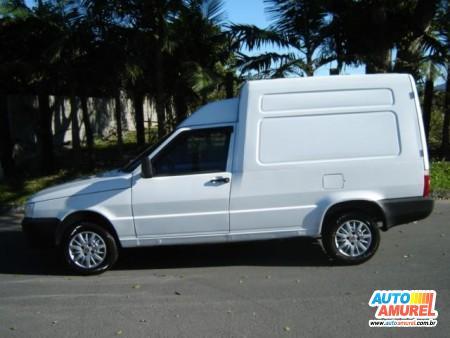 Fiat - Fiorino Furgão 1.3 Fire