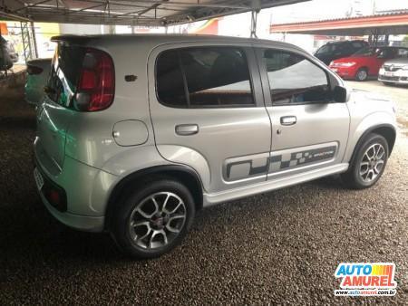 Fiat - Uno Sporting 1.4 EVO Fire Flex 8v 4p