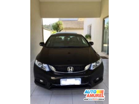 Honda - Civic Sedan EXR 2.0 Flexone 16V Aut. 4p