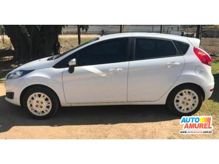 Ford - Fiesta 1.5 16V Flex  5p