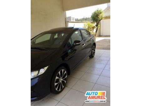 Honda - Civic Sedan EXR 2.0 Flexone 16V Aut. 4p