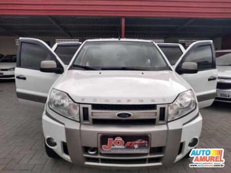 Ford - EcoSport 4WD 2.0 16V 143cv 5p