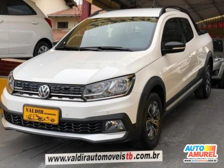 VolksWagen - Saveiro Cross 1.6 Total Flex 16v CD