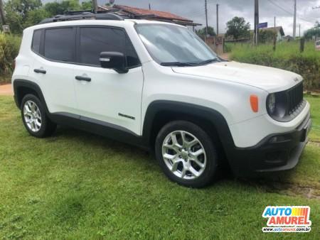 Jeep - Renegade 1.8 4x2 Flex 16V