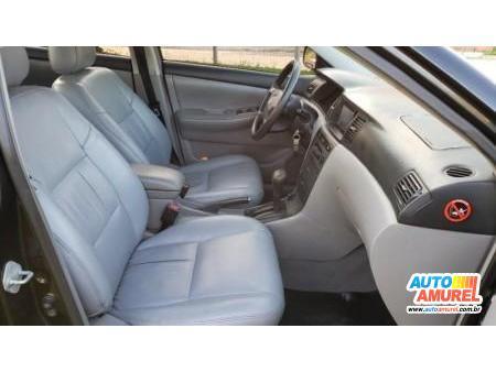 Toyota - Corolla SE-G 1.8 16V Aut.