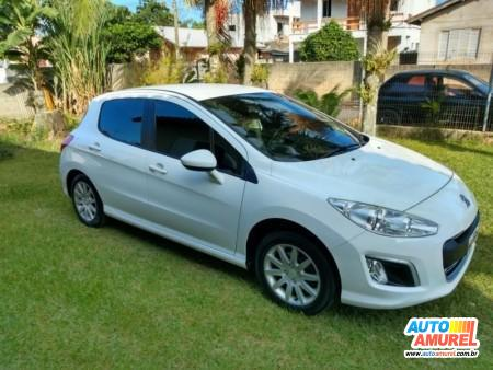 Peugeot - 308 Allure 1.6 Flex 16V 5p