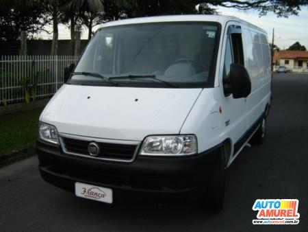 Fiat - Ducato Cargo Curto 2.3 ME