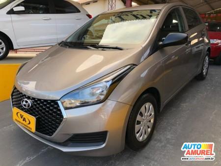 Hyundai - HB20 Confort 1.0 Flex 16V
