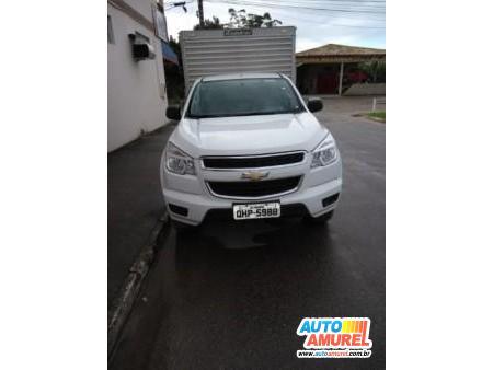 Chevrolet - S10 Pick-Up LS 2.8 TDI 4x4 CD Diesel