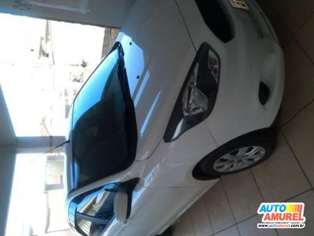 Ford - Ka 1.0 TiCVT Flex 5p