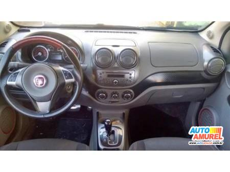 Fiat - Palio Sporting 1.6 Flex 16V 5p