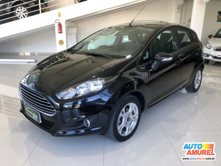 Ford - New Fiesta SE 1.6L Flex