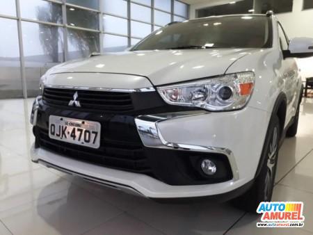 Mitsubishi - ASX 2.0 16V 4x4 160cv
