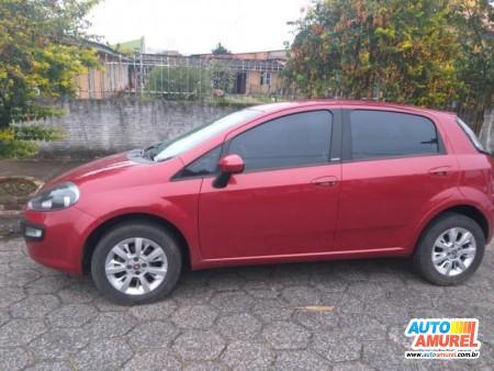 Fiat - Punto Attractive 1.4 Fire Flex 8V 5p