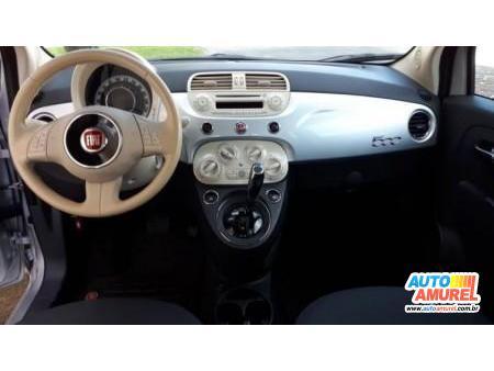 Fiat - 500 Cult 1.4 Flex 8V EVO