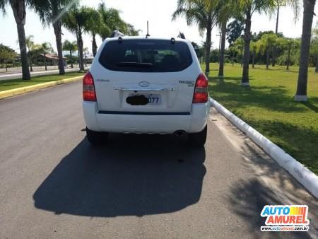 Hyundai - Tucson 2.0 16V 142cv Aut.