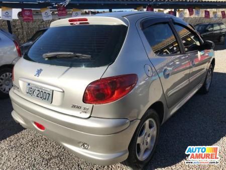 Peugeot - 206 Feline 1.4 Flex 8V 5p