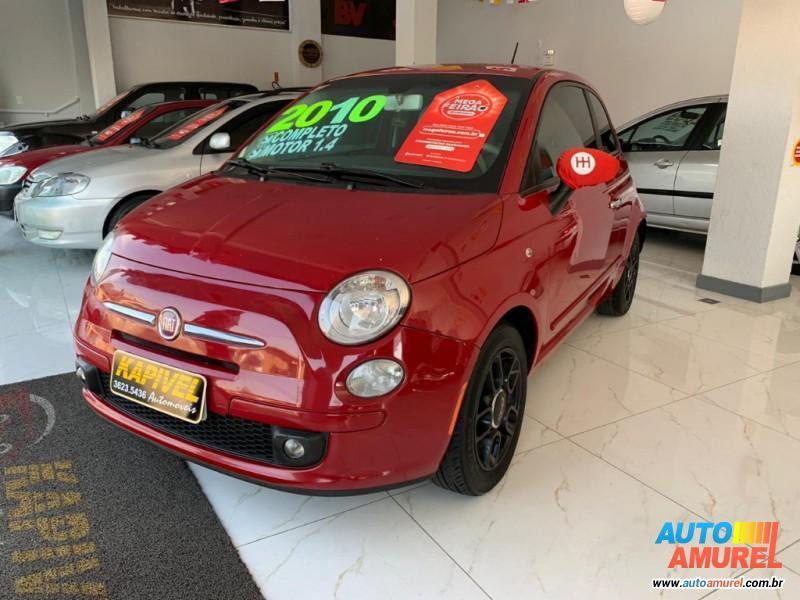 Fiat - 500 Sport 1.4 16v 100cv