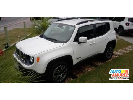 Jeep - Renegade Longitude 1.8 4x2 Flex 16V