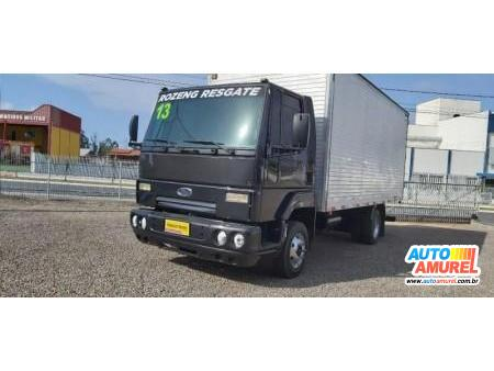 Ford - CARGO 815/ 815 S/ 815 E Turbo 2p iesel
