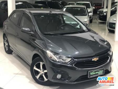 Chevrolet - Onix Hatch LTZ 1.4 8V FlexPower 5p