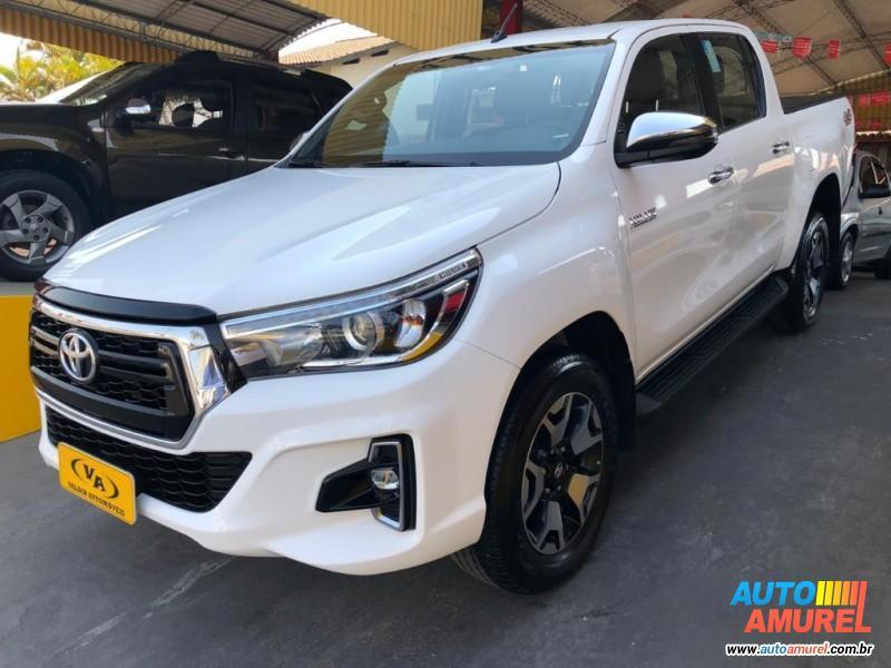 Toyota - Hilux CD SRX 4x4 2.8 TDI