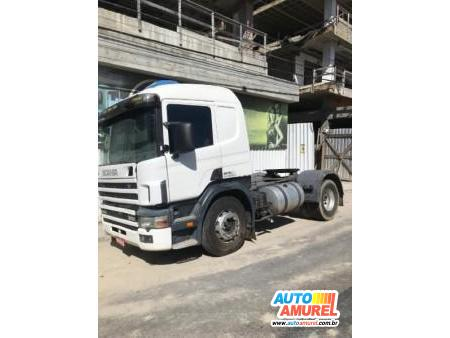 Scania - P-114 GA 330 4x2 NZ 2p