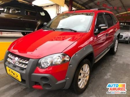 Fiat - Palio Weekend Adventure Locker 1.8