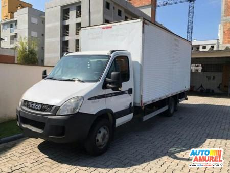 Iveco - DAILY CHASSI 70.12/ 70.13 2p