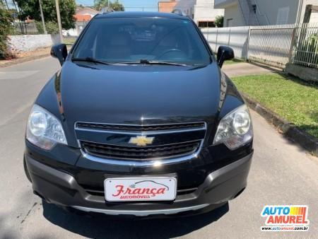 Chevrolet - Captiva Sport FWD 2.4 16V 171cv 4x2