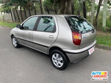 Fiat - Palio ELX 1.3 mpi Flex 8V 4p