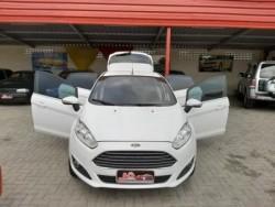 Ford - Fiesta Titanium 1.6 16V Flex