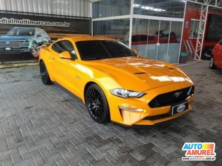 Ford - Mustang GT V8