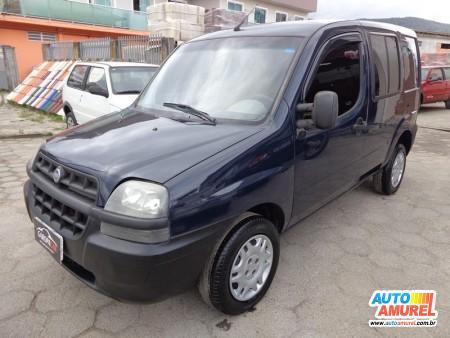 Fiat - Doblo Cargo 1.8 mpi 8V 103cv