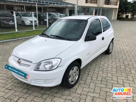 Chevrolet - Celta Spirit 1.0 MPFI 8V FlexPower 3p