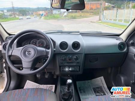 Chevrolet - Celta Spirit 1.0 MPFI 8V FlexPower 3p