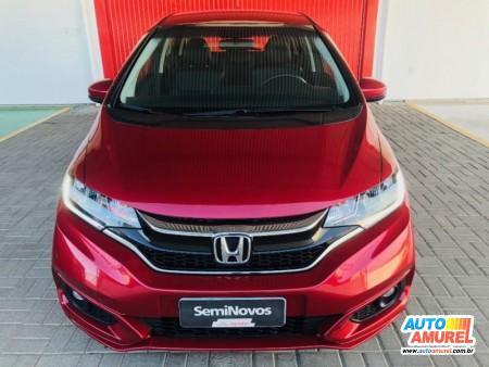 Honda - Fit EXL 1.5 Flex 16V 5p