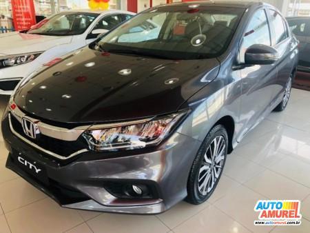 Honda - City Sedan EXL 1.5 Flex 16V 4p